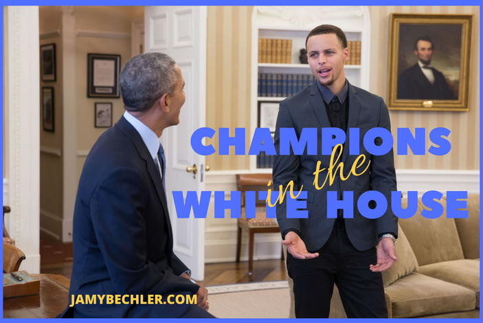 Champions in the White House